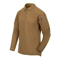 Термофутболка поло с длинным рукавом Helikon-Tex® RANGE Polo Shirt®