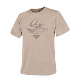 Футболка Helikon-Tex® T-Shirt (Outback Life)