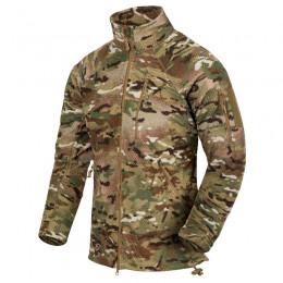 Куртка флисовая Helikon-Tex® ALPHA Jacket - Grid Fleece