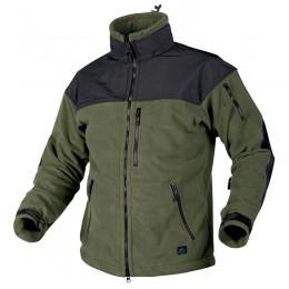 Куртка флисовая с мембраной Helikon-Tex® CLASSIC ARMY Jacket - Fleece Windblocker