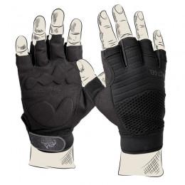 Перчатки Helikon-Tex® HALF FINGER Gloves