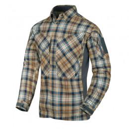 Рубашка фланелевая с длинным рукавом Helikon-Tex® MBDU Flannel Shirt®