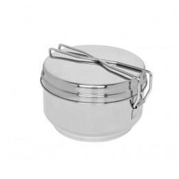 Набор посуды Helikon-Tex® Mess Tin - Stainless Steel