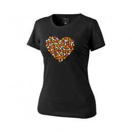 Футболка женская Helikon-Tex® WOMEN'S T-Shirt (Chameleon Heart)