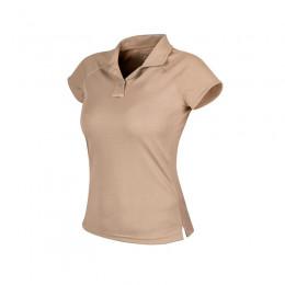 Футболка поло женская Helikon-Tex® Women's UTL® Polo Shirt - TopCool Lite