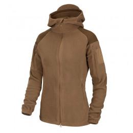 Куртка женская флисовая Helikon-Tex® Womens CUMULUS® Jacket - Heavy Fleece