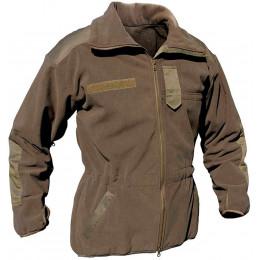 Куртка флисовая с мембраной армейская оригинал ВС Австрии Thermo Jacke