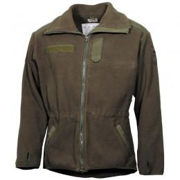 Куртка флисовая армейская оригинал ВС Австрии Thermo Jacke